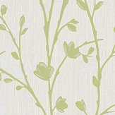 Albany Twiggy Green Wallpaper