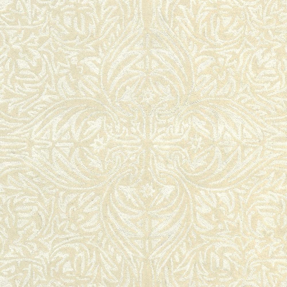 Morris Ceiling Parchment Rug extra image