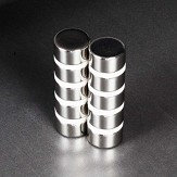 Wallrock Wallrock Neodymium Magnets Metallic Finishing Touch
