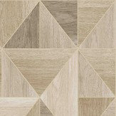 Albany Apex Wood Grain Oak Wallpaper