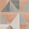 Albany Apex Wood Grain Burnt Orange Wallpaper - Product code: FD42225