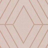 Albany Pulse Diamond Taupe Wallpaper
