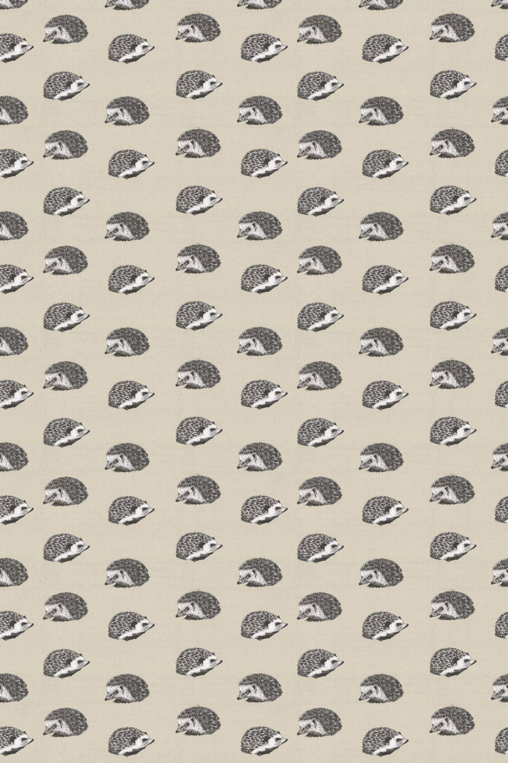 Prestigious Hedgehog Canvas Fabric - Product code: 5042/142