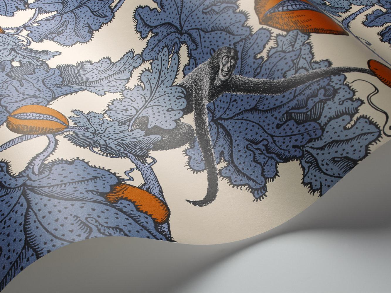 Frutto Proibito Wallpaper - Cream - by Cole & Son