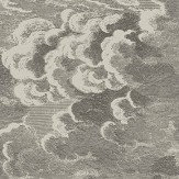 Cole & Son Nuvolette Dark Grey Wallpaper - Product code: 114/2004