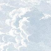 Cole & Son Nuvole al Tramonto Blue-green Mural