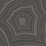 Cole & Son Malachite Black Wallpaper