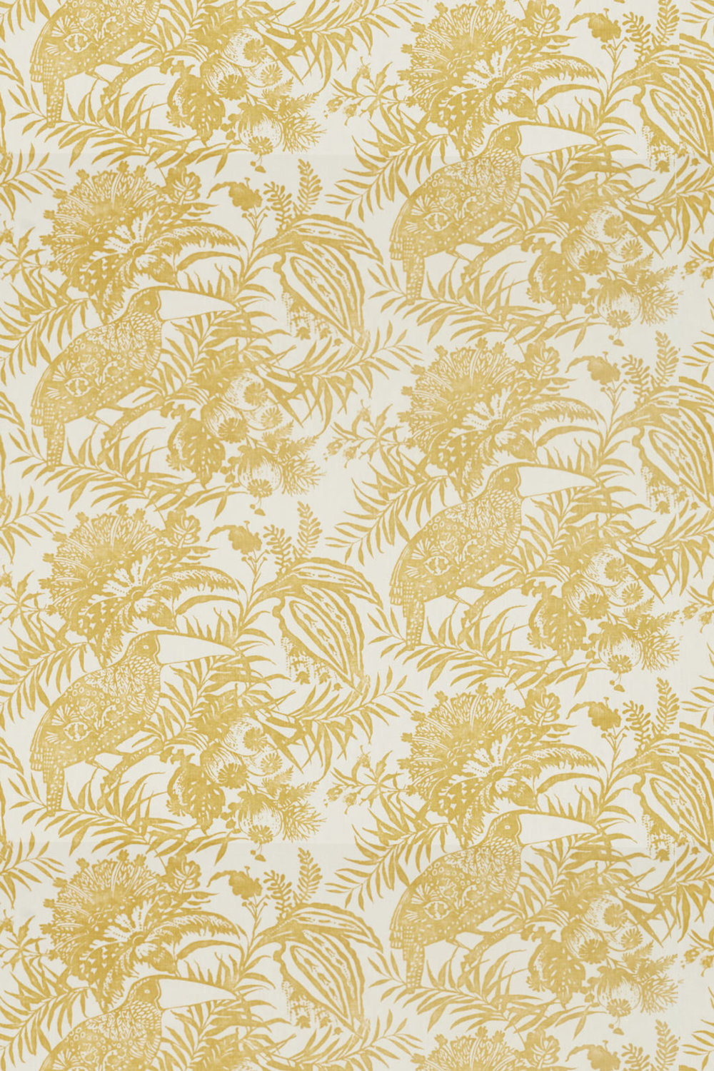 Toco Fabric - Ochre - by Harlequin
