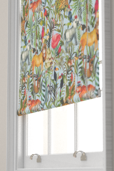 Prestigious King of the Jungle Waterfall Blind - Product code: 8630/010