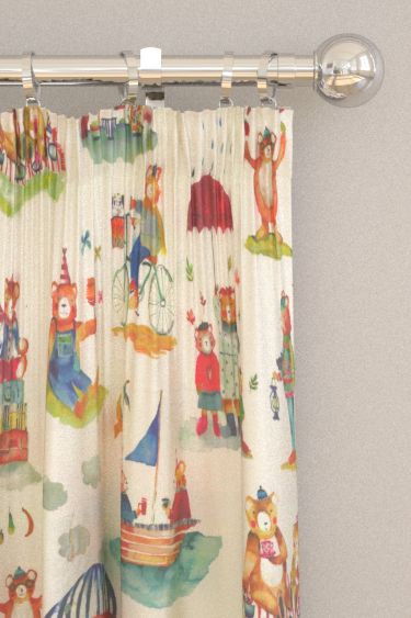 Prestigious Little Bear Vintage Curtains - Product code: 8631/284