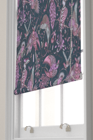 Emma J Shipley Audubon Pink Blind - Product code: F1108/04
