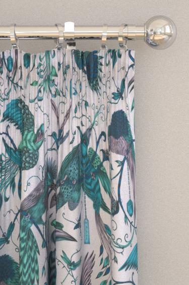 Emma J Shipley Audubon Jungle Curtains - Product code: F1108/03