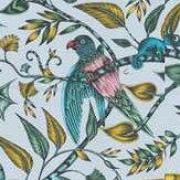 Clarke & Clarke Rousseau Eggshell Fabric