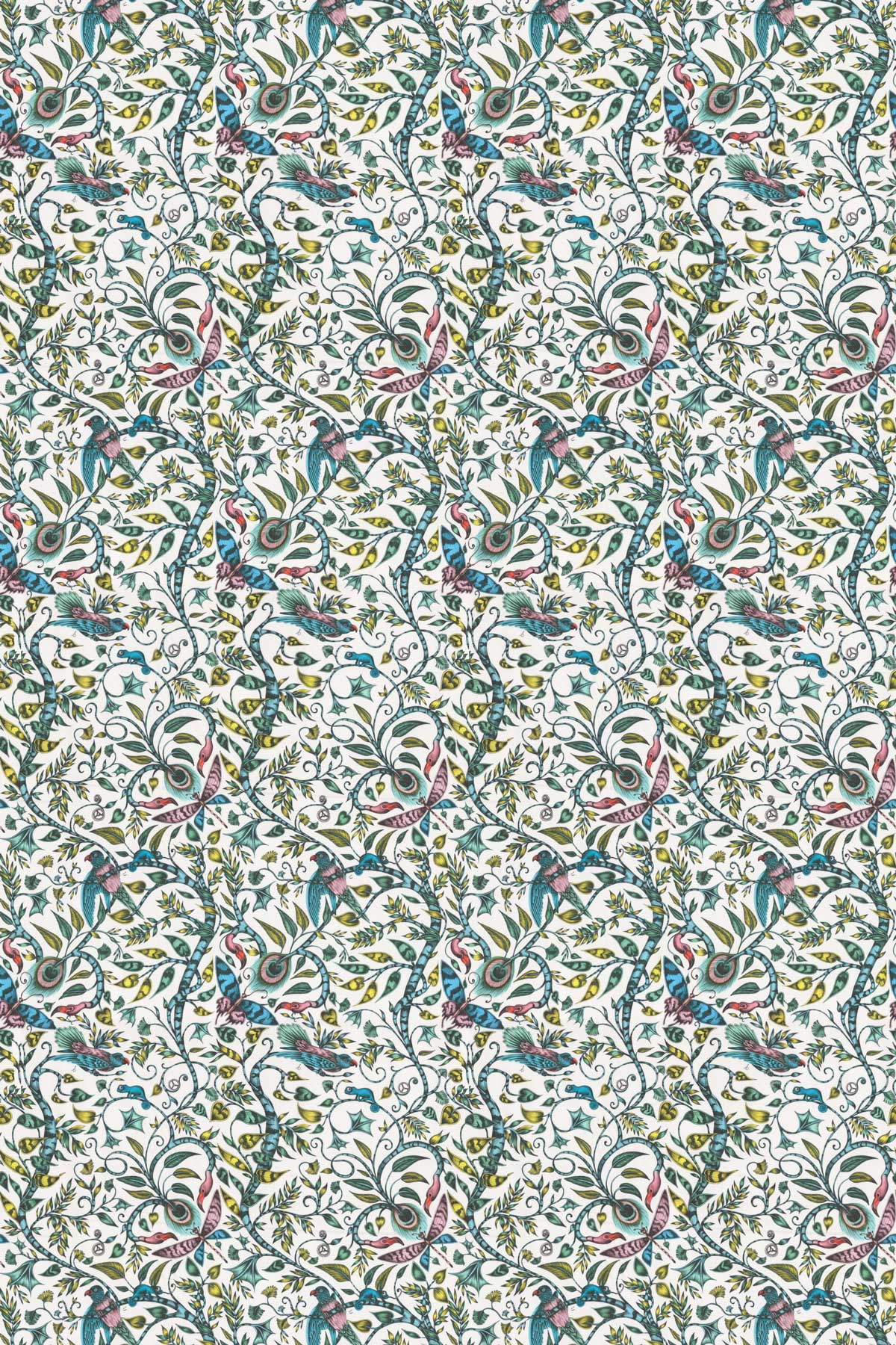 Emma J Shipley Rousseau Jungle Fabric - Product code: F1113/03