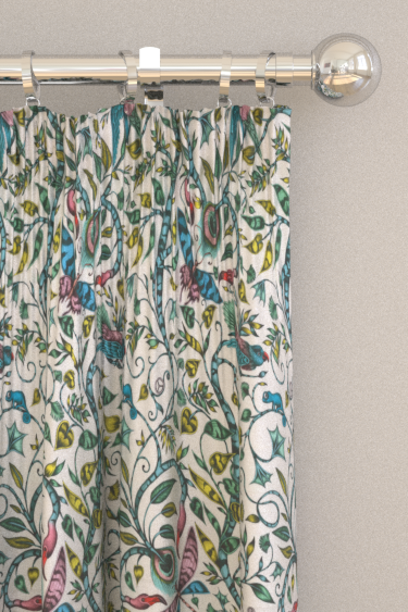 Emma J Shipley Rousseau Jungle Curtains - Product code: F1113/03
