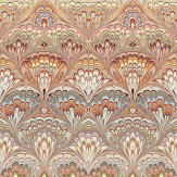 Engblad & Co Shangri-La Multi-coloured Wallpaper