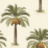 SK Filson Palm Trees Stone Wallpaper