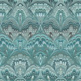 Engblad & Co Shangri-La Multi-coloured Wallpaper - Product code: 6388