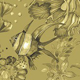 Engblad & Co Miramar Gold Wallpaper