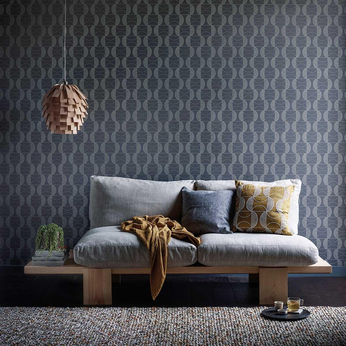 Scion Shinku Truffle Wallpaper - Product code: 111939