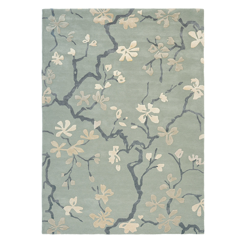 Anthea Rug - China Blue - by Sanderson