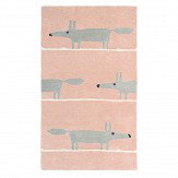 Scion Mr Fox Blush Rug