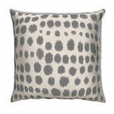 Arthouse Tribal Cushion Charcoal