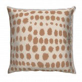 Arthouse Tribal Cushion Coffee