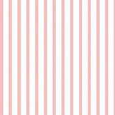 Galerie Miniature Stripe Pink Wallpaper