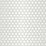 SK Filson Hexagon Ombre Grey Wallpaper