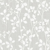 SK Filson Leaf Trail Grey Wallpaper - Product code: DE41814