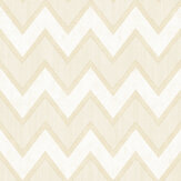 SK Filson Zig Zag Chevron Gold Wallpaper