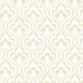 SK Filson Small Allover Gold Wallpaper
