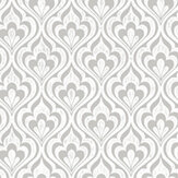 SK Filson Small Allover Grey Wallpaper