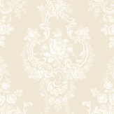 SK Filson Document Cameo Gold Wallpaper