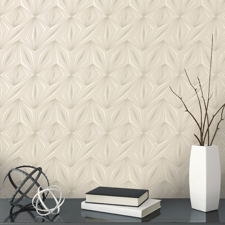 Albany Prism Beige Wallpaper - Product code: 65480