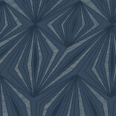 Albany Prism Navy Wallpaper - Product code: 65481