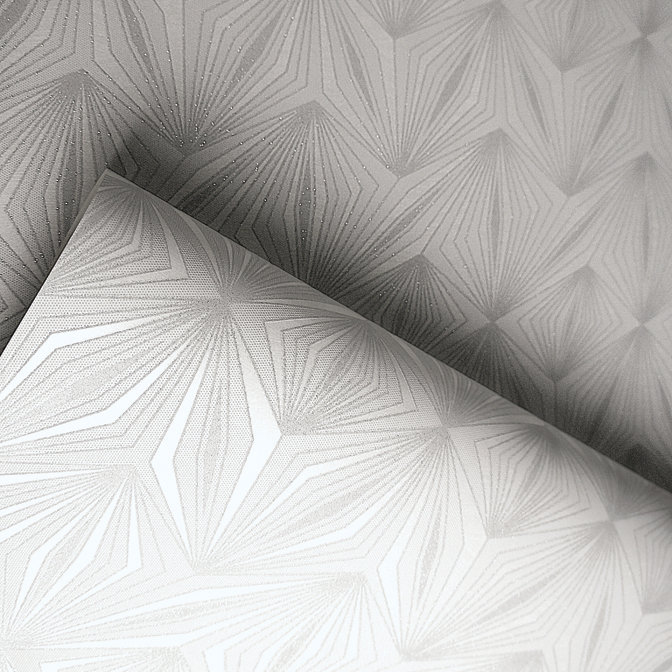 Albany Prism Grey Wallpaper - Product code: 65482