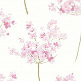 Casadeco Boboli Rose Wallpaper - Product code: 82334303