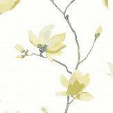 Casadeco Suzhou Green Wallpaper