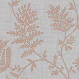 Albany Elsie Grey / Rose Gold Wallpaper - Product code: 65462