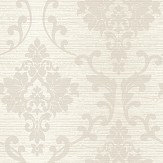 Albany Kaluna Damask Cream Wallpaper - Product code: 65500