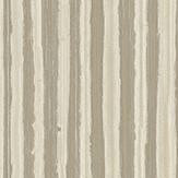 The Paper Partnership Marble Stripe  Sandstone Wallpaper