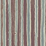 The Paper Partnership Marble Stripe  Mineral Wallpaper
