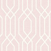 Arthouse New York Geo Pink Wallpaper