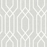Arthouse New York Geo Grey Wallpaper