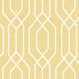 Arthouse New York Geo Yellow Wallpaper