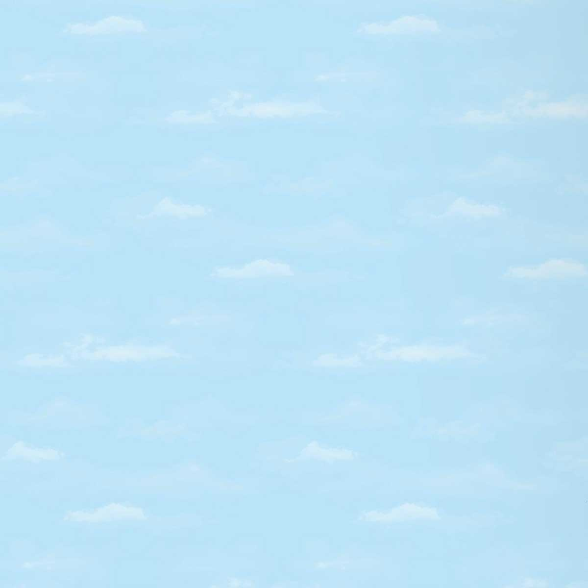 SK Filson Clouds in the Sky Border Blue extra image