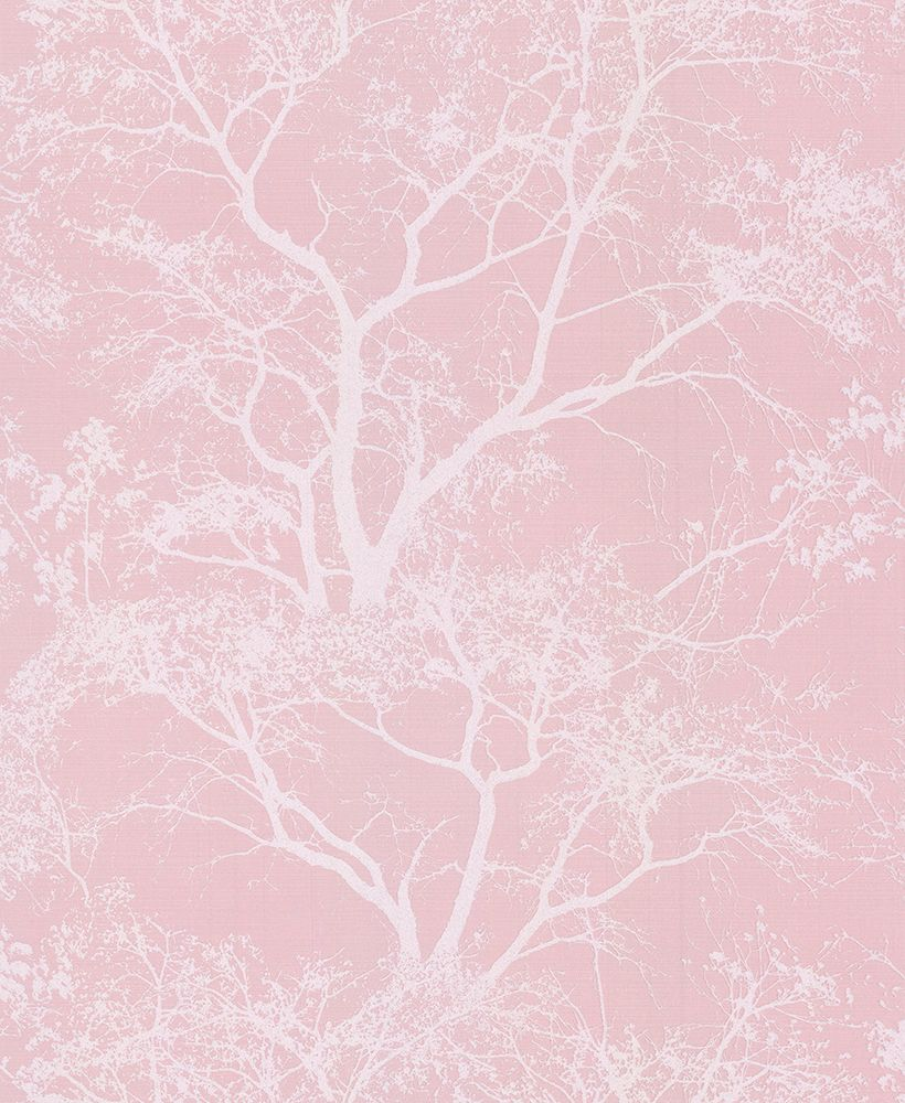 Albany Whispering Trees Dusky Pink Wallpaper - Product code: 65400
