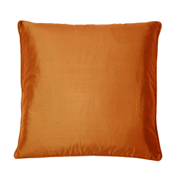 Kandola Silk Cushion Chestnut - Product code: 453